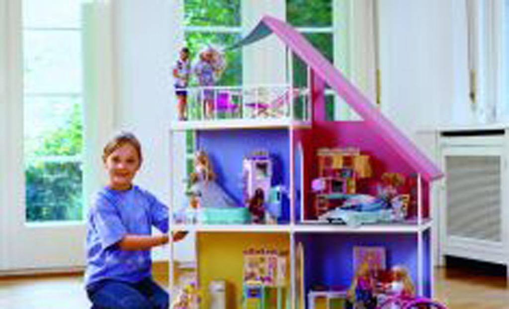 Barbie Puppenhaus Selber Bauen : barbie haus selber bauen ~ Yuntae.com Dekorationen Ideen
