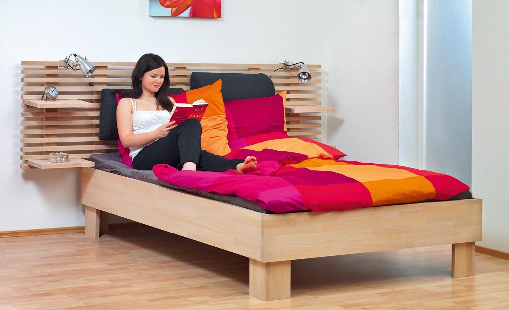 Anleitung: Bett bauen