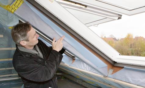 Warum Ihr Dach luftdicht sein muss