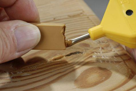 Erste Hilfe: Holzreparatur-Set