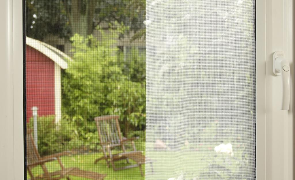 Insektenschutz: Fliegengitter