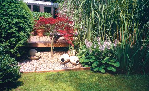 Tolle Gartendekorationen zum Basteln