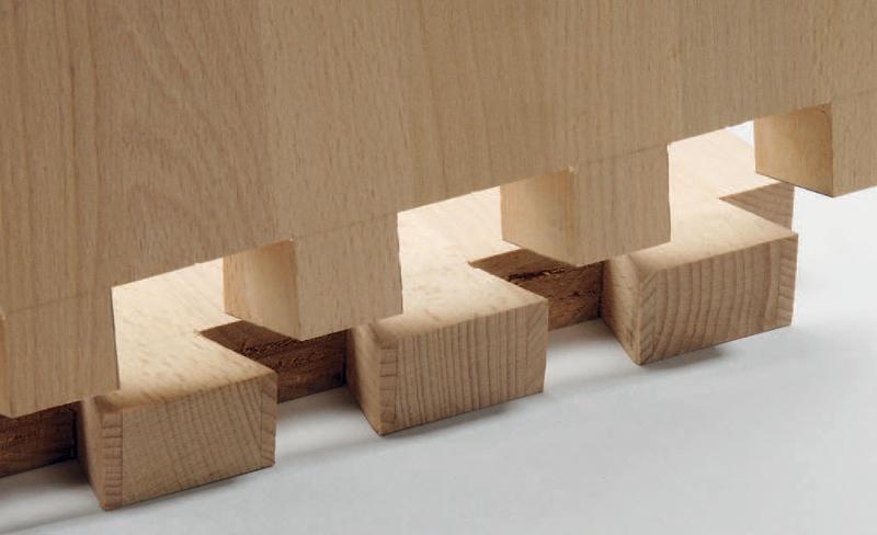 Grundwissen Holz verbinden