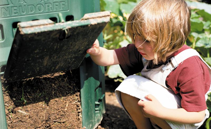 Grundwissen Kompost