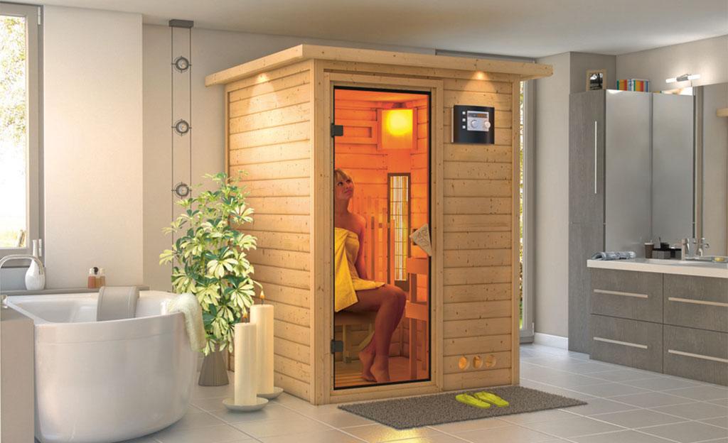 Grundwissen Sauna