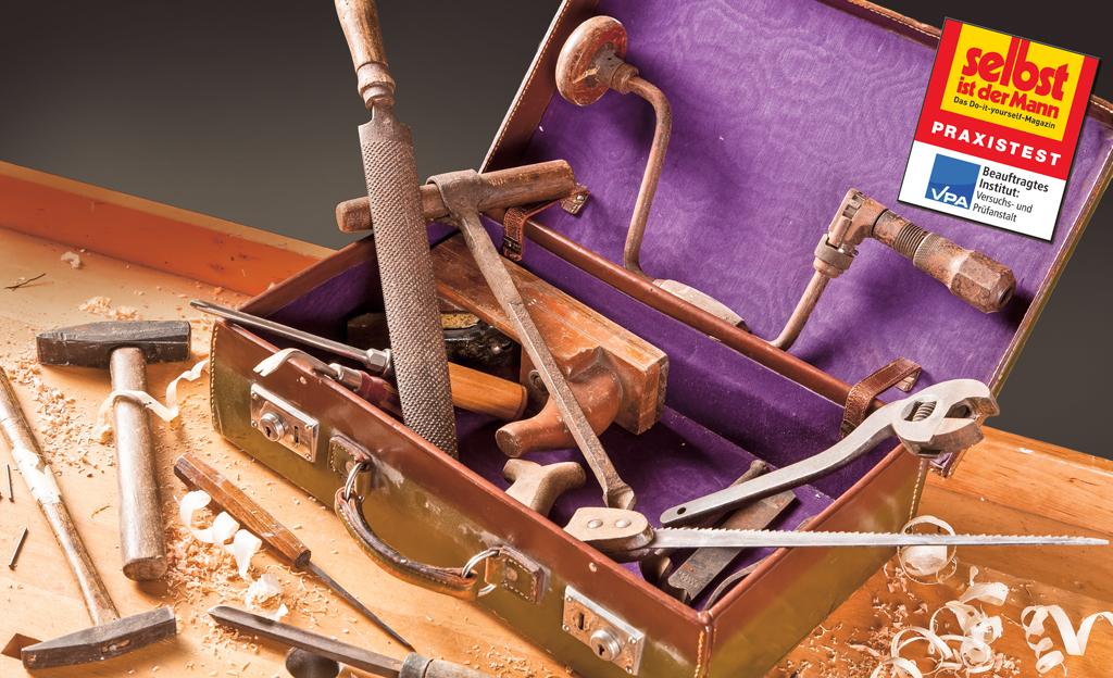 Werkzeugkoffer im Praxistest