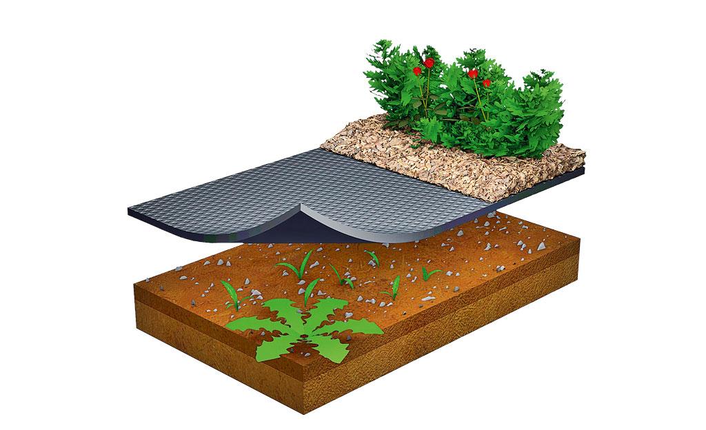 unkrautvlies | pflanzenschutz | selbst.de, Garten und erstellen