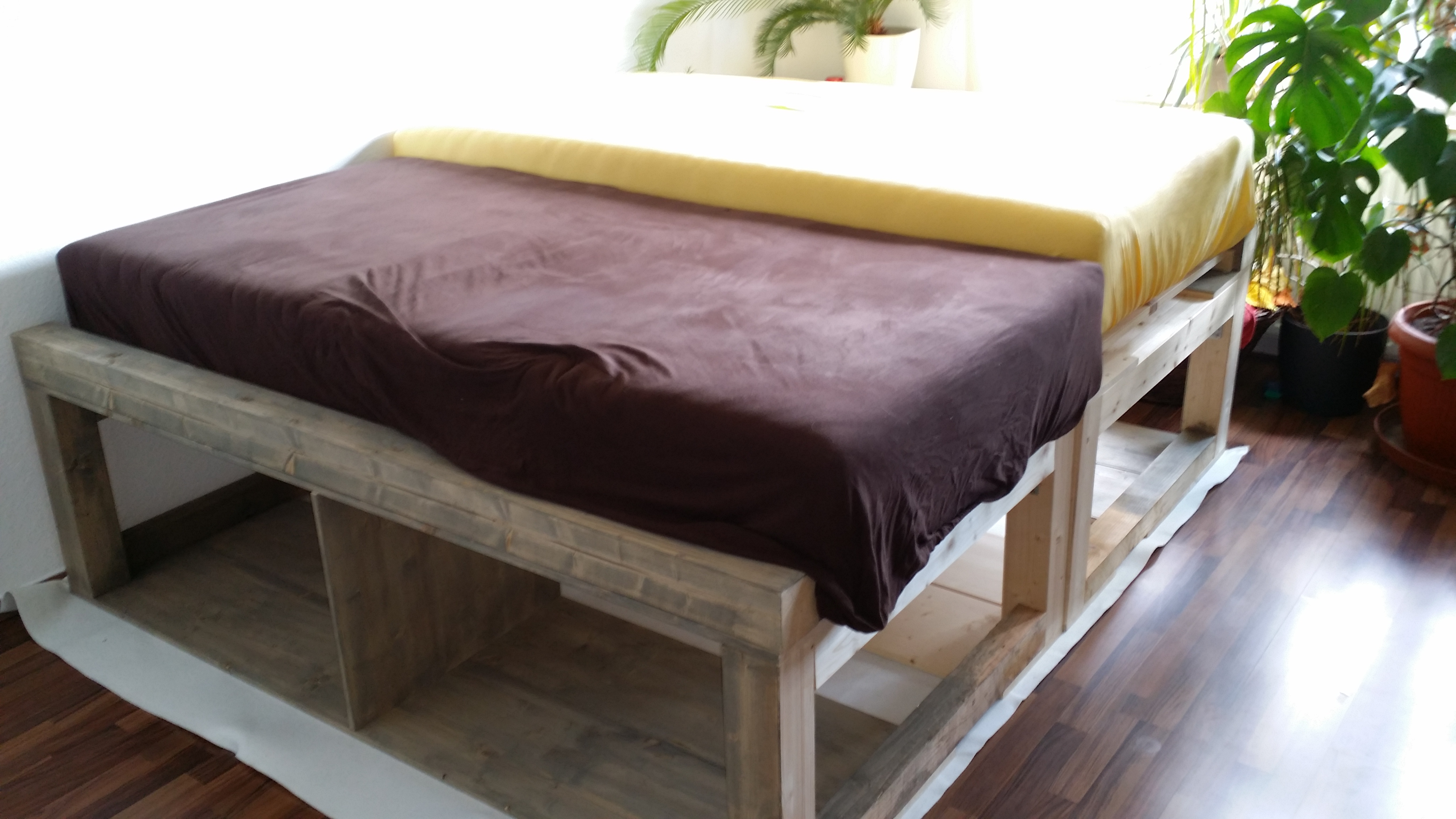 US Wood Bed