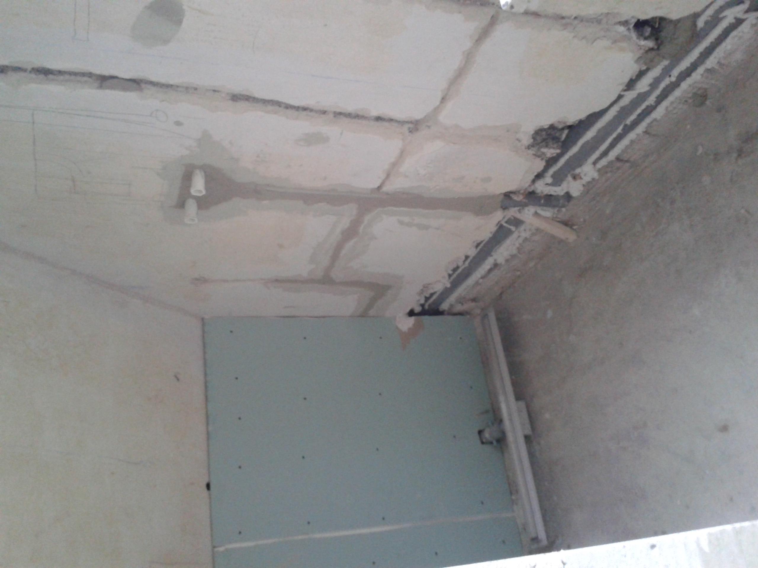 Duschbereich / Duschrinne