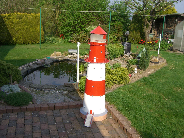 Turm im Garten