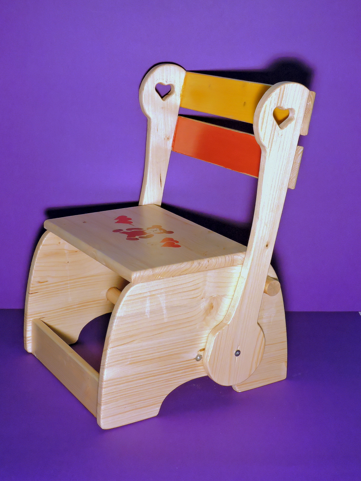 Stuhl für ein Kind