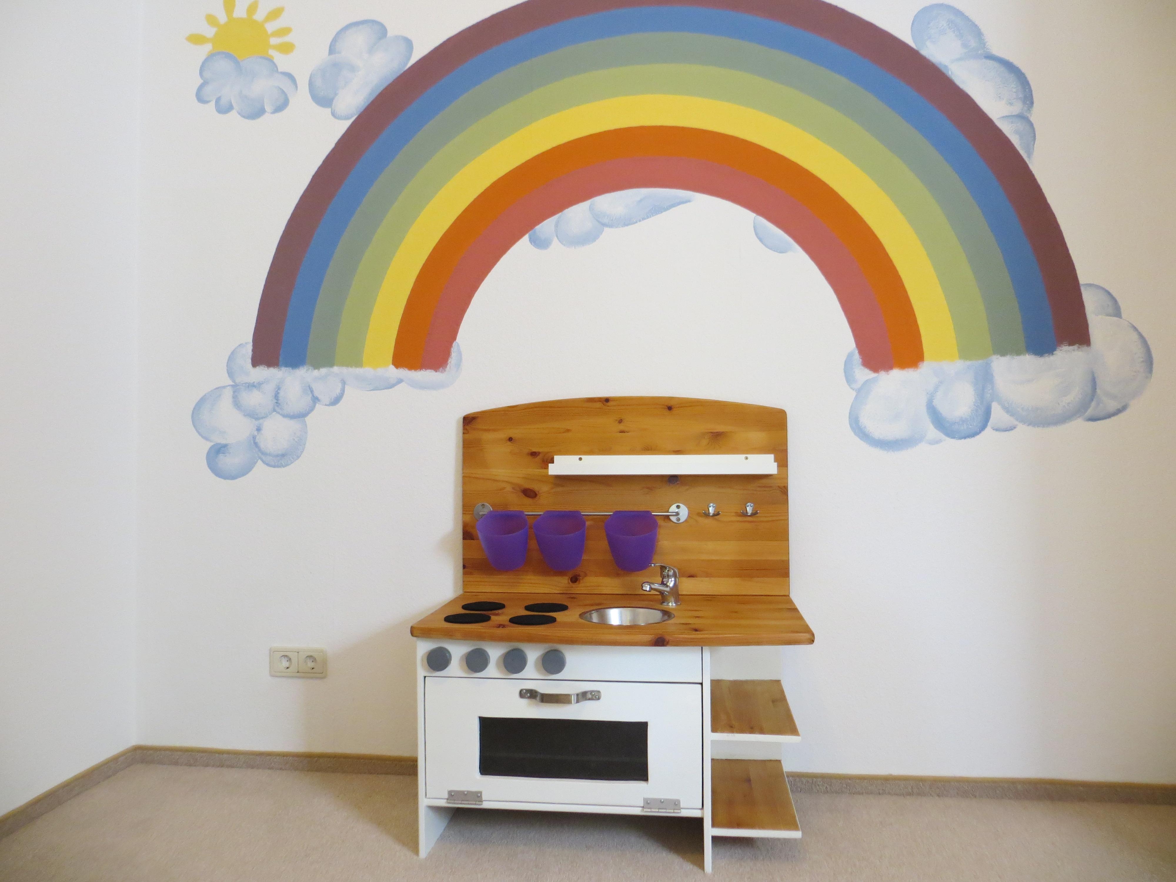kinderküche aus tv schrank gebaut | userprojekte | selbst.de - Kinder Küche Selber Bauen