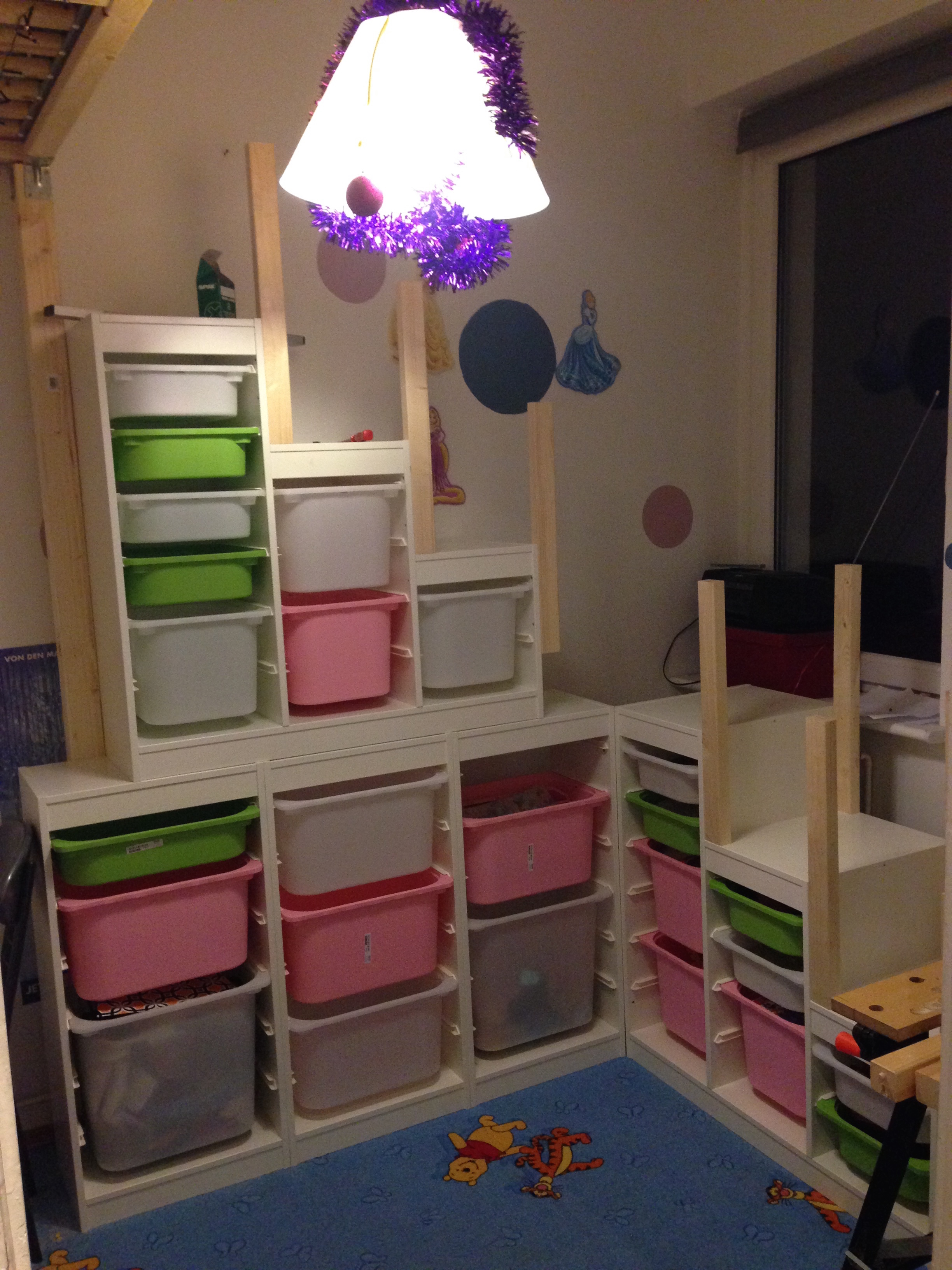 kinderhochbett mit treppenregal userprojekte. Black Bedroom Furniture Sets. Home Design Ideas
