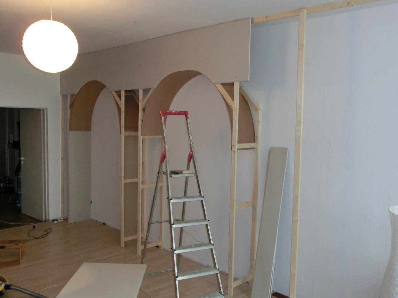 Unterkonstruktion