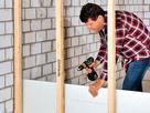 Trennwand aus Holz bauen