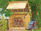 Fahrradbox bauen