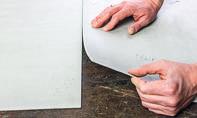Bauplatten in Beton-Optik