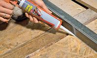 Holzboden ausgleichen