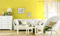 Farbwirkung gelb