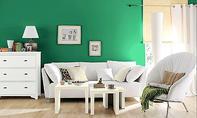 Farbwirkung grün