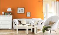 Farbwirkung orange