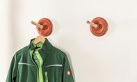 Spar-Garderobe