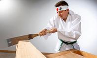 Japansägen-Test