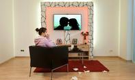 TV-Wand selber bauen