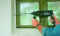 Kellerfenster-Einbruchschutz