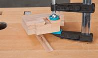3D Puzzle: Gratleiste gegen Bauteil legen
