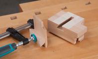 3D Puzzle: Gratleiste befestigen