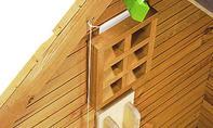 Wassermühle selber bauen