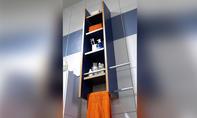 Badezimmerregal selber bauen
