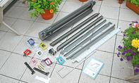Bausatz Rollladen