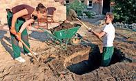 Flachwasserzonen gestalten