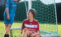 Fußballtor selber bauen