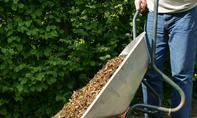 Mulch-Häcksel