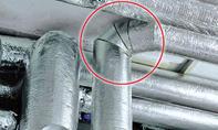 Heizungsrohre: Schalen ausschneiden