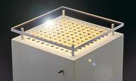 Licht-Stele als indirekte Beleuchtung