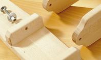 Roller bauen: Lenker befestigen
