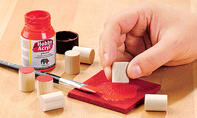 Sudoku Brettspiel: Stempelkissen