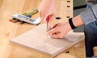Sudoku Brettspiel: Schnittpunkte ankörnen