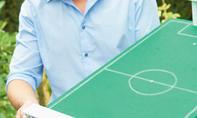 Tischfußball selber bauen