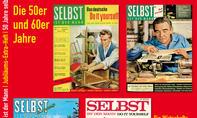 Sonderheft zu 50 Jahre selbst ist der Mann – das Do-it-yourself-Magazin