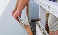 Balkonbrüstung