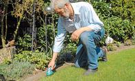 Rasenschere Isio von Bosch