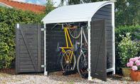 Bikeport selber bauen