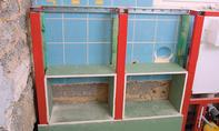 Bad-Schrank bauen