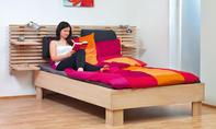 Bett selber bauen