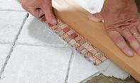 Fliesenkleber für Mosaikfliesen
